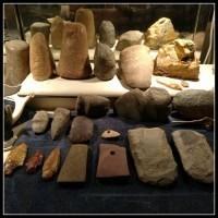 Artefakty z krzemienia v.3...
